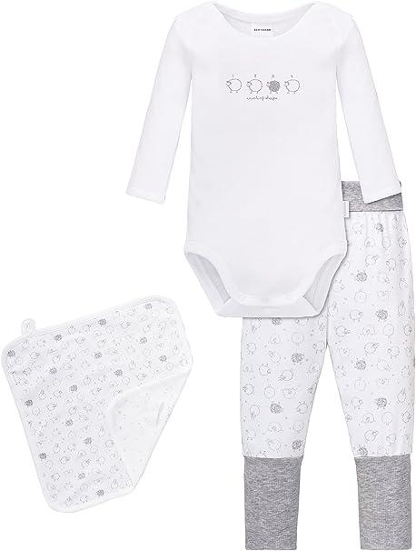 Schiesser Baby-M/ädchen Unterw/äsche-Set 3er Pack