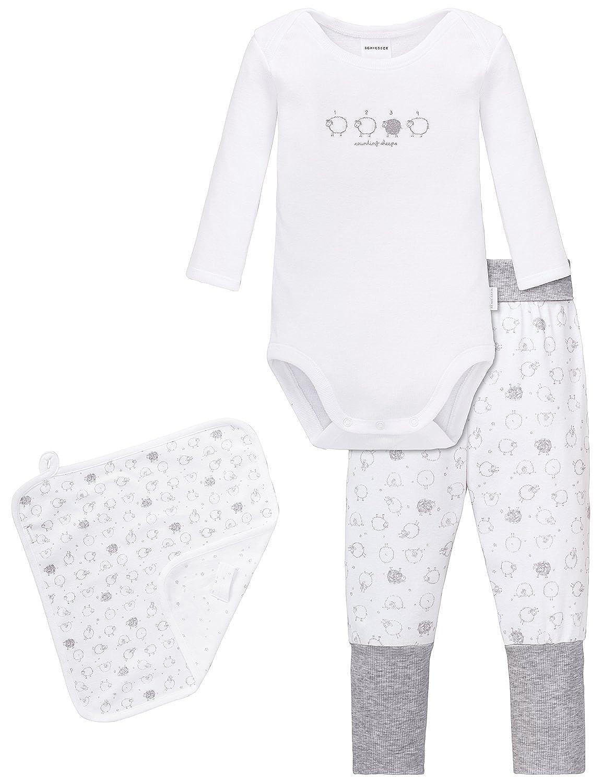 Schiesser Baby Jungen Unterw/äsche-Set Baby Set Unisex