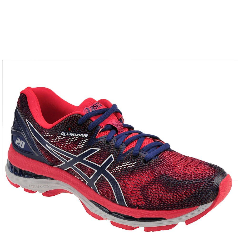 ASICS Gel-Nimbus 20 Women's Running Shoe, Blue Print/Blue Print, 6.5 M US by ASICS
