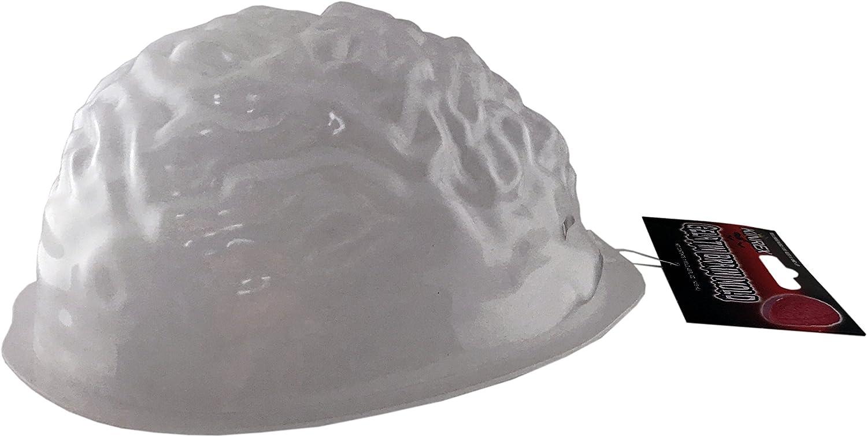 Plastic Jello Molds Baking Decorations KINREX Halloween Brain Gelatin Mold