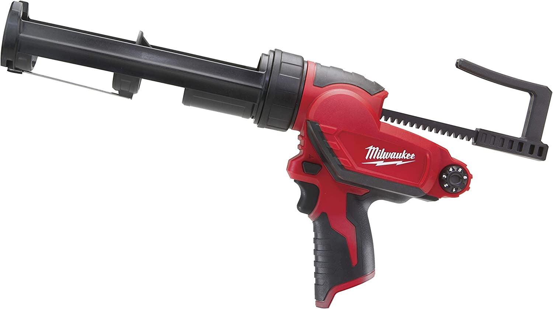 Milwaukee 4933441783 M12 PCG/310C-0 Pistola de calafatear Sub compacta, 12 V, 310 ml, Multicolor