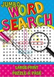 LARGE PRINT JUMBO WORD SEARCH