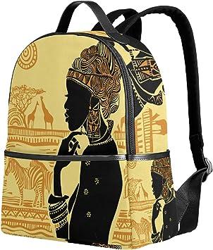 Womens Leather Backpack Zebra Art Illustration Africa Fashion Shoulder Purse Casual Daypack Travel School Bag for Girls