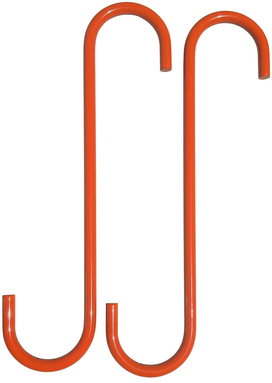 JQuad -Safety Orange- Powder Coated Brake Caliper Hanger Hook (2 Piece Set) -Made in The USA