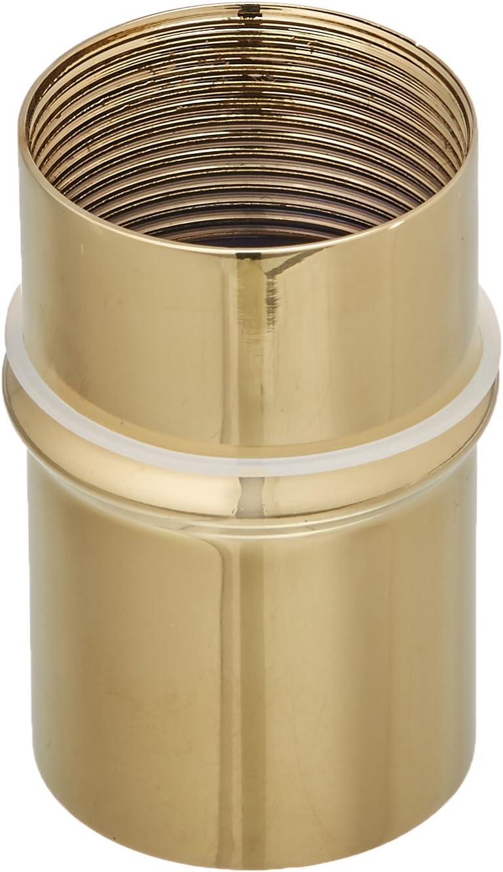 Polished Brass Pfister 972-201V 01//07//16 Series Reversible Sleeve