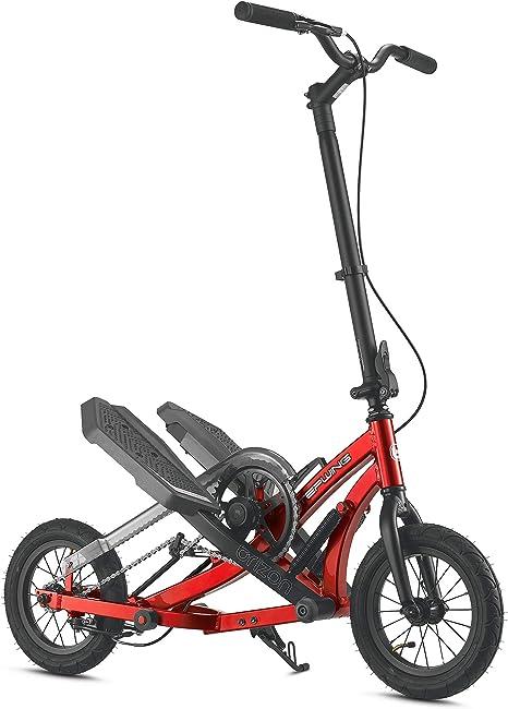 BRIZON Stepwing G1 - La bicicleta de paso más ligera, solo 11 kg ...