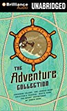 The Adventure Collection: Treasure Island, The Jungle Book, Gulliver's Travels, White Fang, The Merry Adventures of Robin Hood