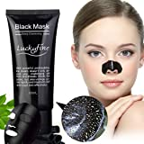 travet women deep cleansing black mud face mask blackhead acne remover mask easy. Black Bedroom Furniture Sets. Home Design Ideas