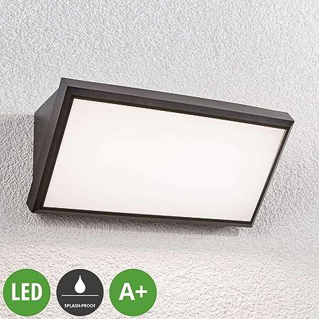 LED Lámparas de techo Abby (Moderno) en Negro hecho de ...