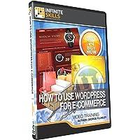 InfiniteSkills: How To Use WordPress for E-Commerce - Training DVD (PC/Mac)
