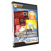 InfiniteSkills: How To Use WordPress for E-Commerce - Training DVD (PC/Mac)