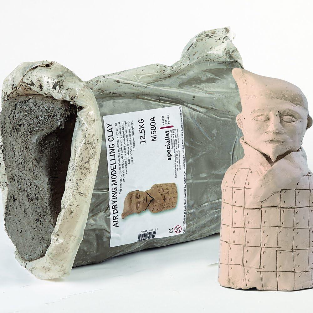 Arcilla de secado al aire 12,5 kg