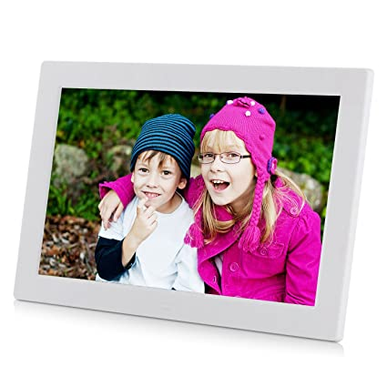 Amazon 12 Inch Digital Photo Frame Akimart High Resolution