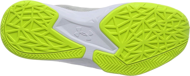 106 Under Armour Jet Mid 6 UK Grau 40 EU 106 Herren Basketballschuhe Gray Flux// White// High-Vis Yellow