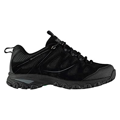 Karrimor Womens Summit Walking Shoes Non Waterproof Lace Up Breathable Suede