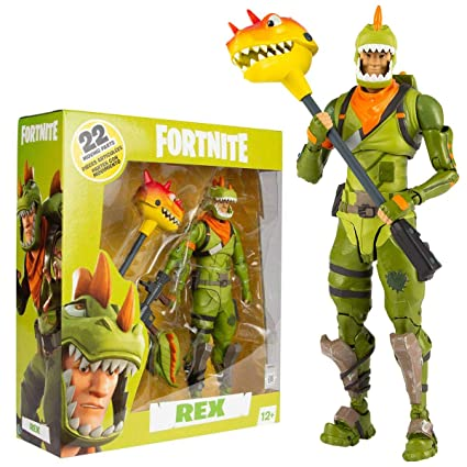 Fortnite McFarlane Toys Rex 7 inch Premium Action Figure