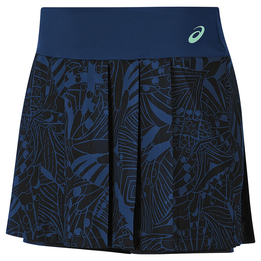 Asics Club GPX Falda para Mujer, Mujer, Color Indigo Blue, tamaño ...