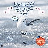 もふもふふわふわ シマエナガ カレンダー 2020