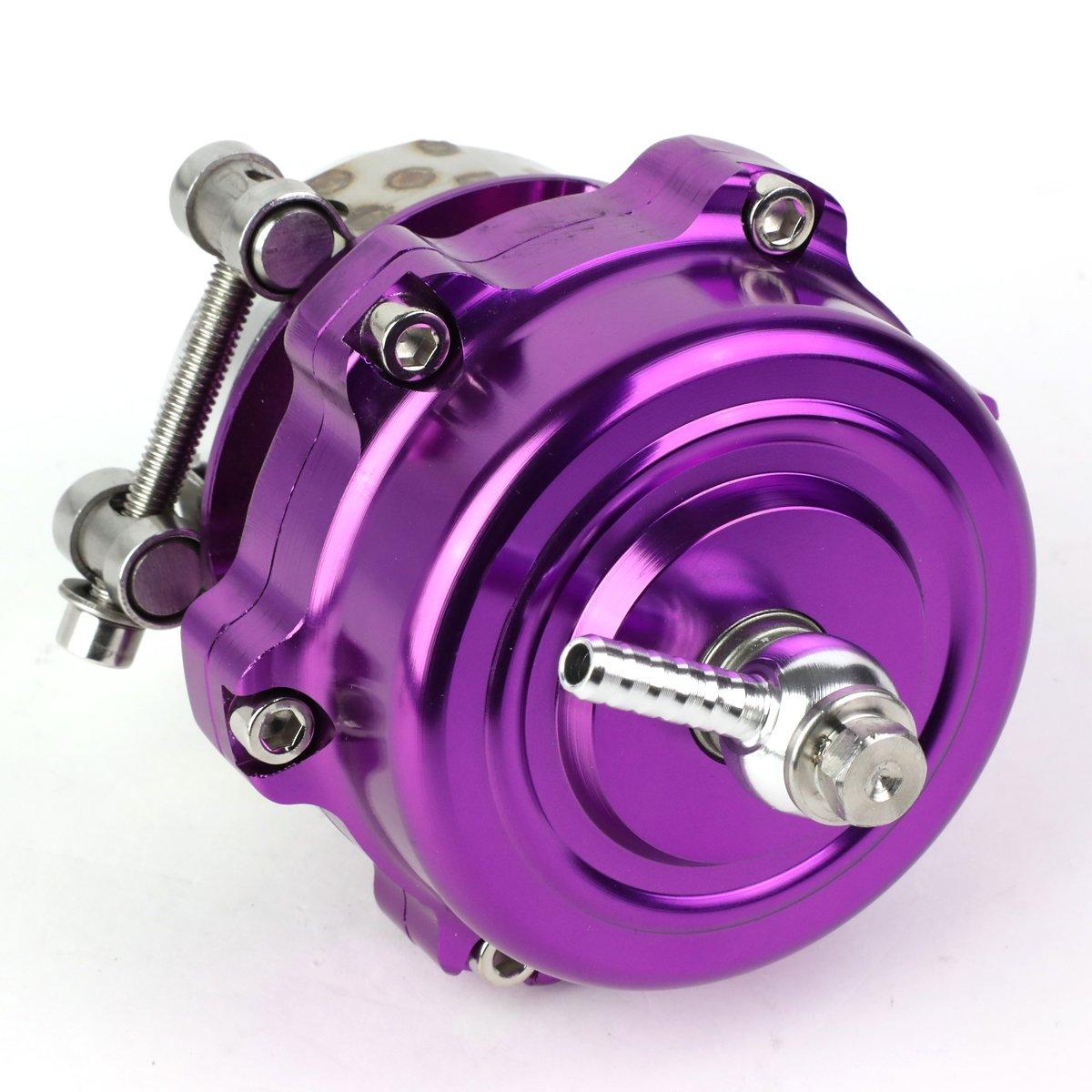 Universal Aluminum 50mm Turbo Blow Off Valve BOV Purple