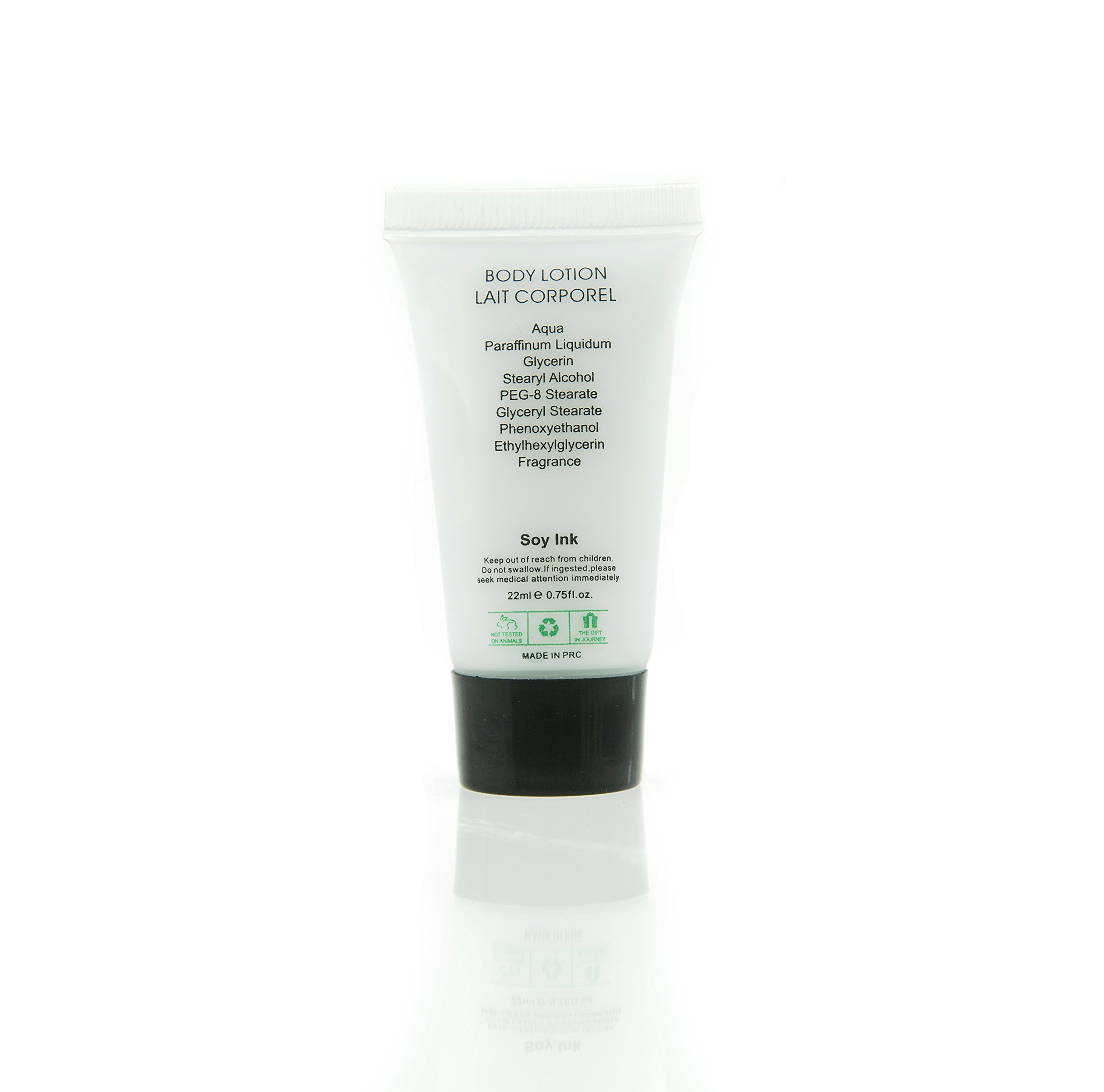 ECO AMENITIES Travel Size Body Lotion - back