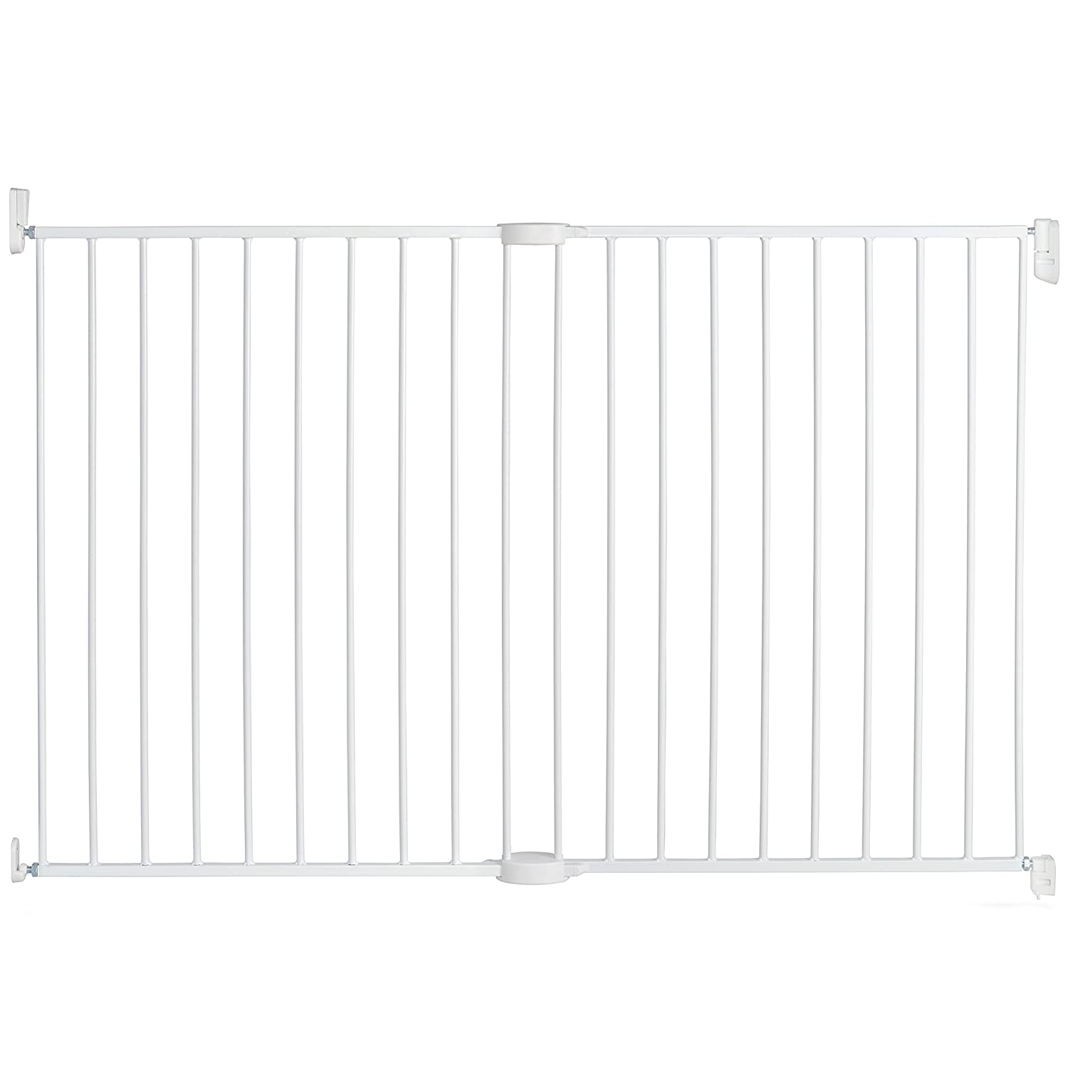 Munchkin Extending Extra Tall and Wide Metal Gate, Large 34229
