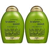 Organix Hydrating Tea Tree Mint Shampoo 13 oz