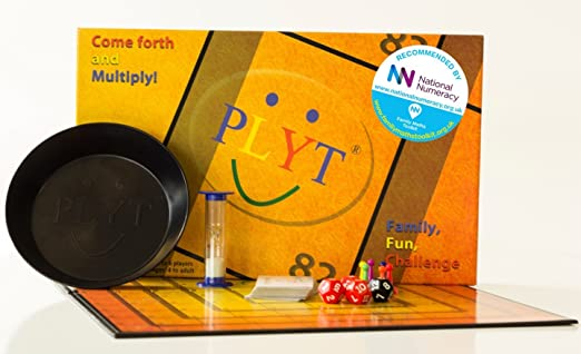 9 opinioni per PLYT- il collaudato gioco da tavolo di famiglia in cui i bambini e gli adulti si