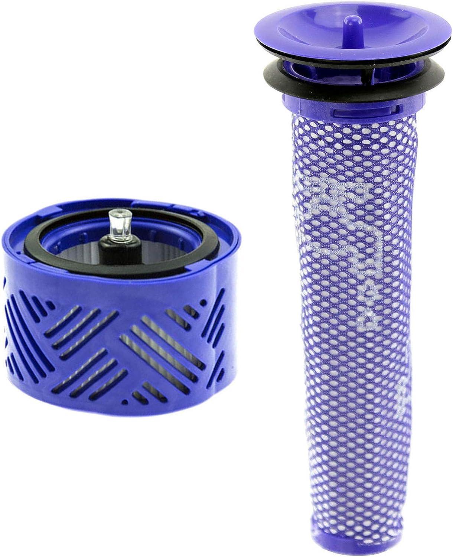 Spares2go - Kit de filtros de motor pre y post para aspiradora ...
