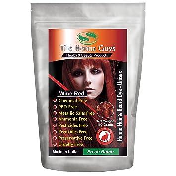 Red Brown Hair Dye Color