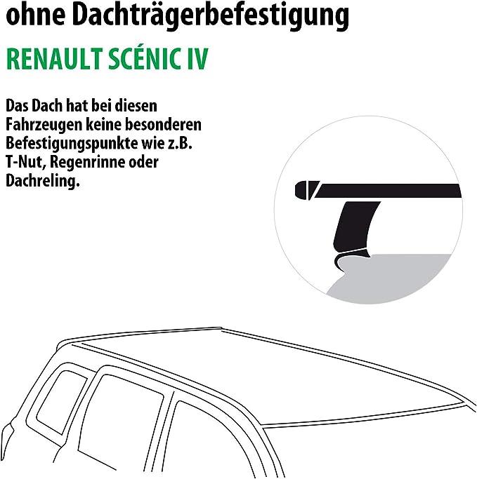 Rameder Komplettsatz Dachträger Tema Für Renault ScÉnic Iv 141103 36987 1 Auto