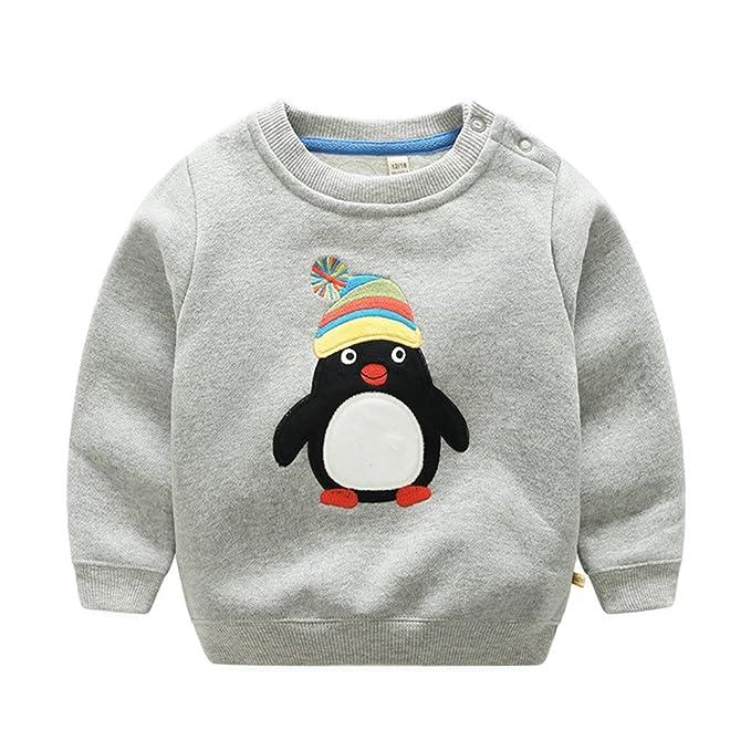 Amazon.com: parte superior y parte superior bebé Baby Boys ...