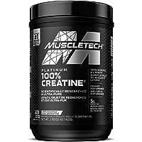 Creatine Monohydrate Powder, MuscleTech Platinum Creatine Powder, Pure Micronized Creatine Powder, Post Workout…