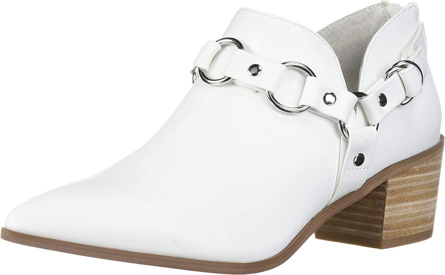 Carlos by Carlos Santana Women's Pointer Ankle Boot