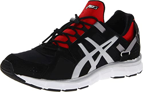 Asics Gel-Synthesis - Zapatillas de Running de Material Sintético para Hombre Lime/Black/Lime, Color, Talla 15 D(M) US: Amazon.es: Zapatos y complementos