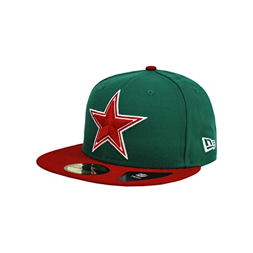 newest 93209 0d6c0 ... coupon code for new era 59fifty hat dallas cowboys mexico flag edition  green red redux fitted