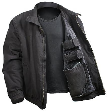 817c73ec7 Amazon.com   Rothco 3 Season Concealed Carry Jacket   Sports   Outdoors