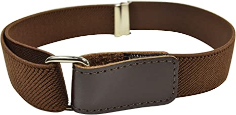 Kids Belts 1-11 Years Boys /& Girls adjustable Elasticated Patterned Belts