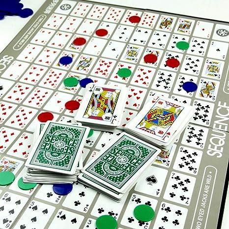GWLTV Estrategia Partido de Backgammon Secuencia de Juego Juego de Mesa: Amazon.es: Hogar