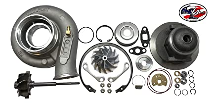 Holset HX 60mm Upgrade You Build Turbo Kit