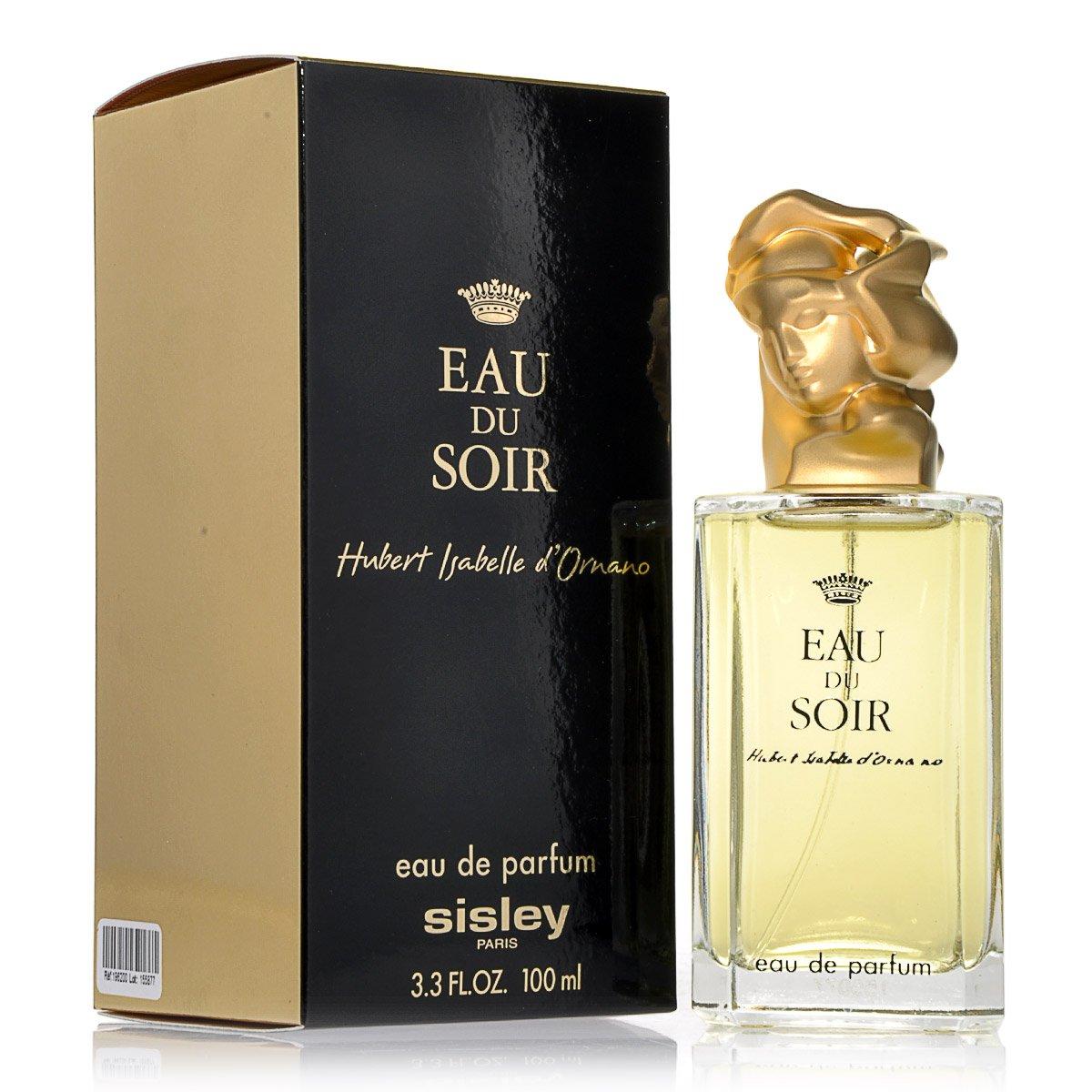 Eau Du Soir By Sisley For Women. Eau De Parfum Spray 3.3 Ounces by Sisley (Image #1)