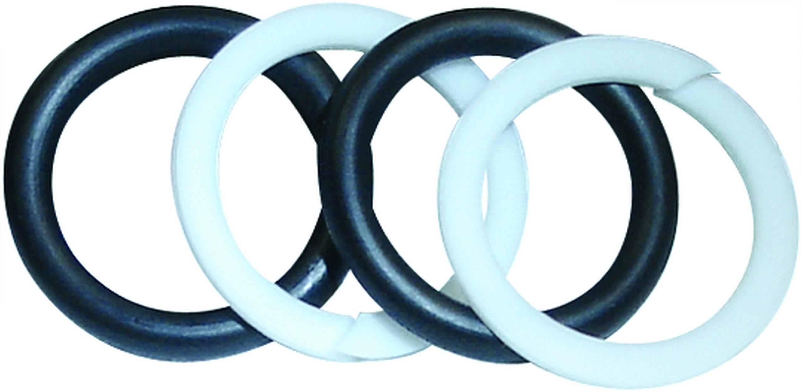 Coxreels 1935-1-SEALKIT Viton Replacement Swivel O-Ring Seal Kit, 3/8'' Size