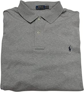 b7758498808 Amazon.com  Polo Ralph Lauren Mens Classic Fit Big and Tall Mesh ...