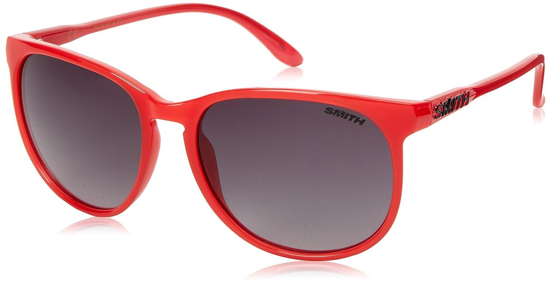 9724a29b26f Smith Optics Mt. Shasta Sunglasses (Poppy Frame Gray Gradient Polarized  Lens)  Amazon.co.uk  Clothing