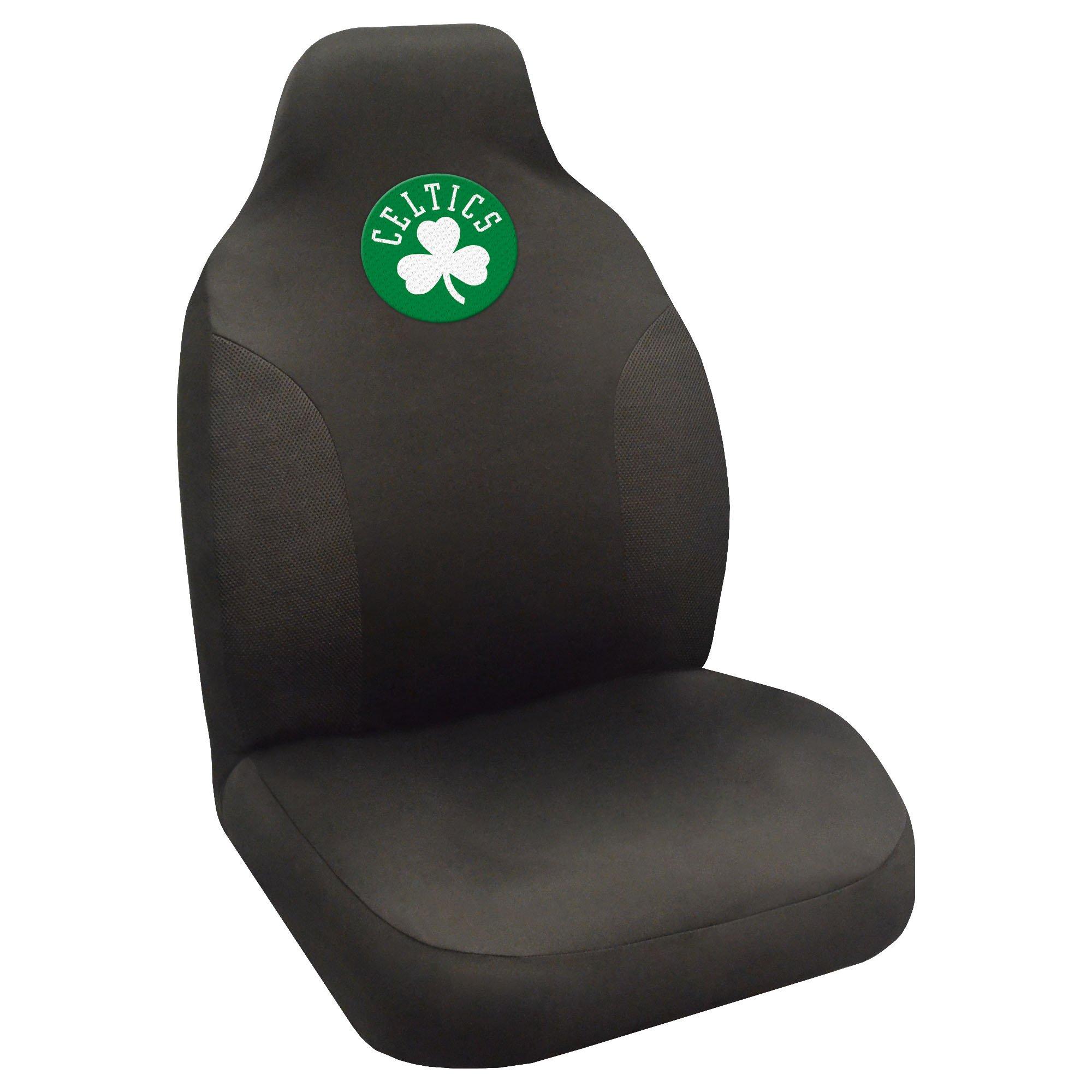 FANMATS NBA Boston Celtics Polyester Seat Cover