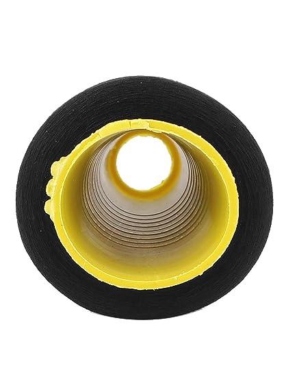Amazon.com: eDealMax Negro Adaptación de la máquina de Coser DIY de acolchar Tema Cadena carrete