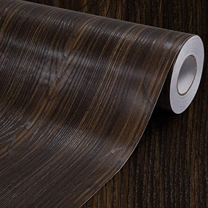 Brilliant Faux Wood Grain Contact Paper Self Adhesive Vinyl Shelf Interior Design Ideas Clesiryabchikinfo