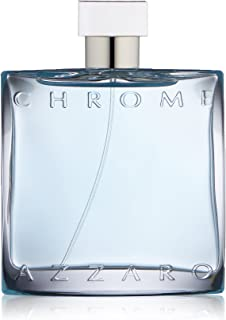 e1563ca9307ae9 Amazon.com  Azzaro Chrome Intense Eau de Toilette Spray, 3.4 Fl Oz ...
