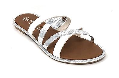 25a7248c6ce257 Seychelles Women s Publicity White Silver 6 ...