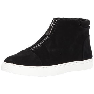 Kenneth Cole New York Women's 7 Kayla Front Zip Sneaker Bootie   Fashion Sneakers