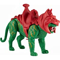 Masters of the Universe Origins Battle Cat 6.75-in Action Figure, He-Man's Loyal Tiger-like Eternian Creature for MOTU…